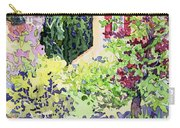 Garden At Vaison Carry-all Pouch
