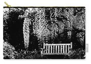 Garden Bench  By Zina Zinchik Carry-all Pouch