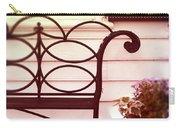 Garden Bench Carry-all Pouch