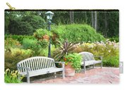 Garden Benches 7 Carry-all Pouch
