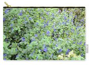 Garden Blues Carry-all Pouch