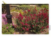 Garden Bush At Woodward Park 2f Carry-all Pouch