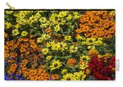 Garden Colors Carry-all Pouch