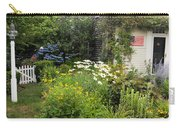 Garden Cottage Carry-all Pouch by Bill Wakeley