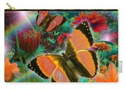 Garden Day Carry-all Pouch by Alixandra Mullins