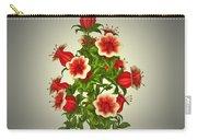 Garden Flowers 8 Carry-all Pouch