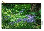 Garden Flox Carry-all Pouch