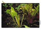 Garden Greens Carry-all Pouch