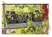 Garden Herb Nursery Carry-all Pouch