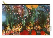 Garden In Moonlight Carry-all Pouch