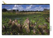 Garden In The Glades Carry-all Pouch