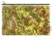 Garden Lettuce - Green Gold Carry-all Pouch
