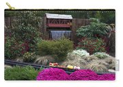 Garden Miniature Train Carry-all Pouch