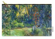 Garden Of Giverny Carry-all Pouch