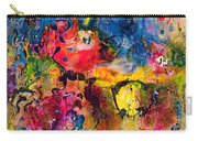 Garden Of Heavenly And Earthly Delights Carry-all Pouch
