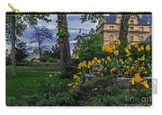 Sunset At Garden Of Les Invalides Carry-all Pouch