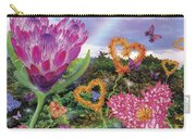 Garden Of Love 2 Carry-all Pouch by Alixandra Mullins