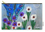 Garden Of The Full Moon Carry-all Pouch