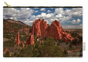 Garden Of The Gods Afternoon Carry-all Pouch