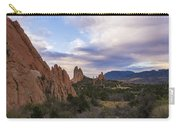 Garden Of The Gods At Sunrise - Colorado Springs Carry-all Pouch