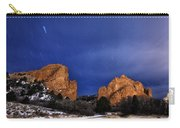 Garden Of The Gods Star Storm Carry-all Pouch