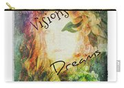 Garden Of Visions And Dreams Carry-all Pouch