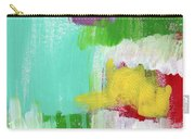 Garden Path- Abstract Expressionist Art Carry-all Pouch