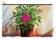 Garden Roses Carry-all Pouch