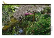 Garden Sanctuary Carry-all Pouch