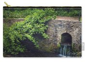 Garden Scene Carry-all Pouch by Svetlana Sewell