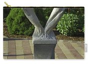 Garden Sculpture Carry-all Pouch