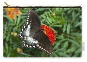 Garden Spice Butterfly Carry-all Pouch