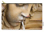 Garden Statue Of Tethys Carry-all Pouch