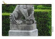 Garden Statue Carry-all Pouch