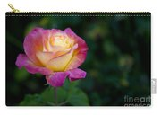 Garden Tea Rose Carry-all Pouch
