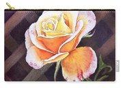 Garden Tea Rose Carry-all Pouch
