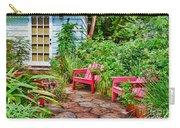 Garden Treasures At Aunt Eden's By Diana Sainz Carry-all Pouch