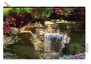Garden Waterfalls Carry-all Pouch