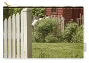 Garden's Entrance Carry-all Pouch by Margie Hurwich