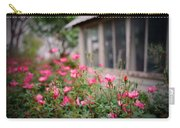 Gardens Of Pink Carry-all Pouch