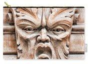 Gargoyle Head Helsingborg Carry-all Pouch