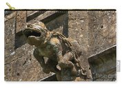 Gargoyle On The Church Of St Mary At Sudeley Castle Carry-all Pouch