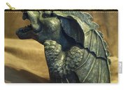 Gargoyle Or Grotesque Profile Carry-all Pouch