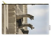 Gargoyles Of Notre Dame Carry-all Pouch