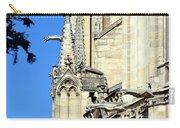 Gargoyles Of Notre Dame De Paris Carry-all Pouch