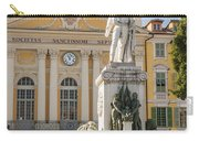 Garibaldi Monument In Nice France Carry-all Pouch