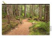 Garibaldi Path To Cheakamus Lake Carry-all Pouch