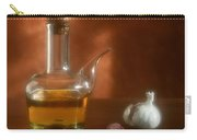 Garlic And Olive Oil. Carry-all Pouch