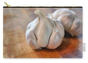 Garlic Cloves Carry-all Pouch