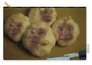 Garlic Heads  Carry-all Pouch